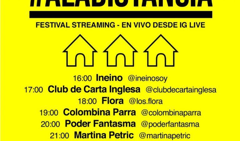 Beast Discos presenta el Festival #Aladistancia