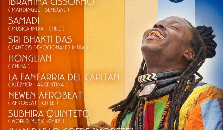 Festival Músicas del mundo celebra 20 años con versión digital